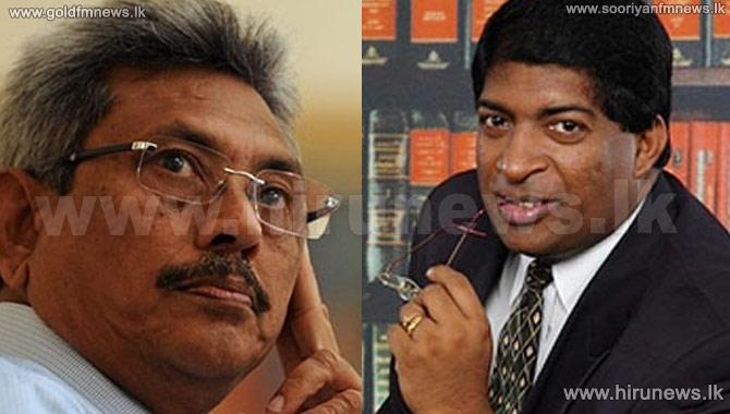 Ravi+Challenges%2C+Ex-Defense+Secretary+Gotabaya