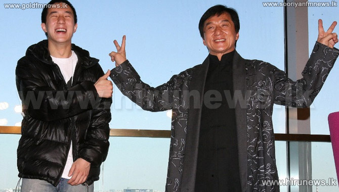 Jackie+Chan%27s+son+Jaycee+released+from+jail+in+China