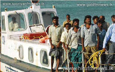 Final+group+of+fishermen+released+in+conjunction+with+the+President%27s+Indian+tour