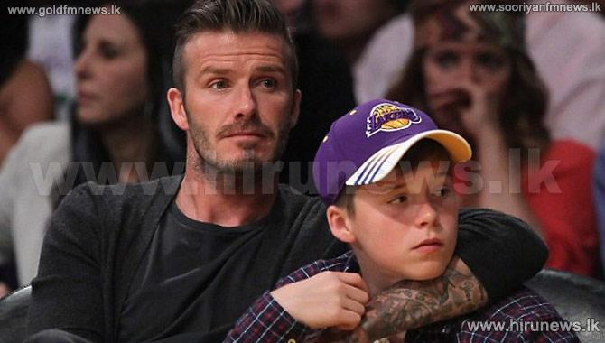 Brooklyn+Beckham+embarrassed+of+%27loving+daddy%27+Becks