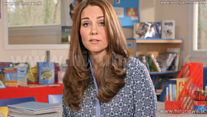 Kate+Middleton+Voices+Support+For+Children+With+Mental+Illnesses
