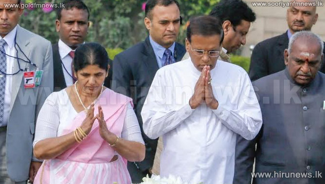 President+visits+Budda+Gaya+%26+Tirupathi