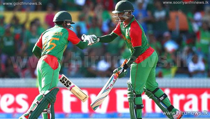 Bangladesh+Beats+Afghanistan+by+105+runs+at+World+Cup+debut+match