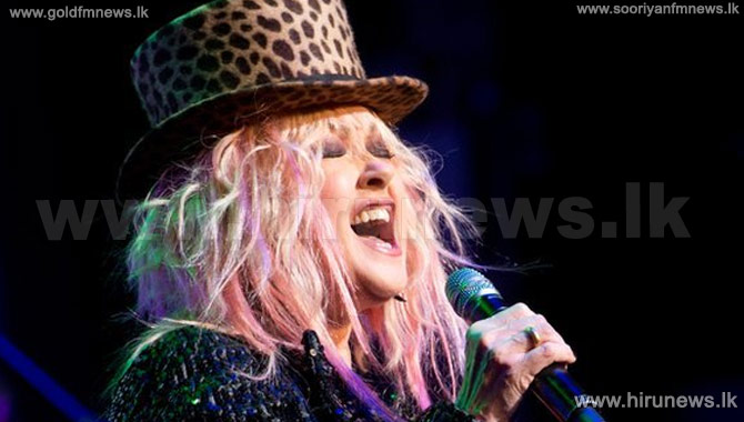 Cyndi+Lauper+to+join+Songwriters+Hall+of+Fame