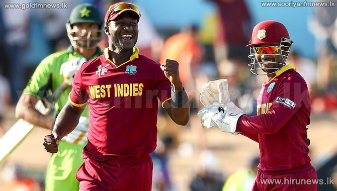 World+Cup%3A+Andre+Russell%2C+Jerome+Taylor+Help+West+Indies+Trample+Pakistan