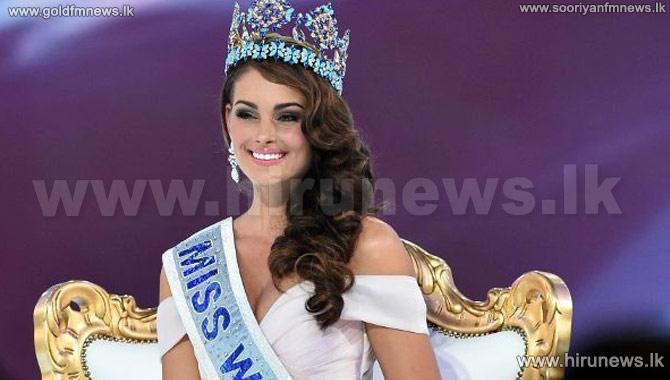 Miss+World+2014%2C+Rolene+Strauss+in+Colombo