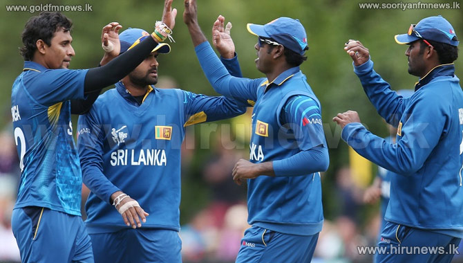 Sri+Lanka+beat+Afghanistan+to+avoid+shock