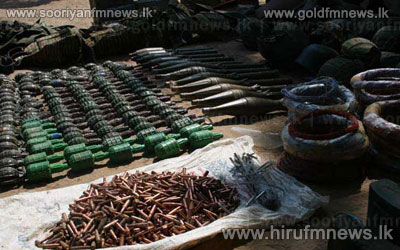 Firearms+concealed+by+LTTE+recovered+in+Sampur