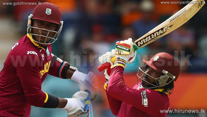 Gayle+Storm+Hits+the+World+Cup