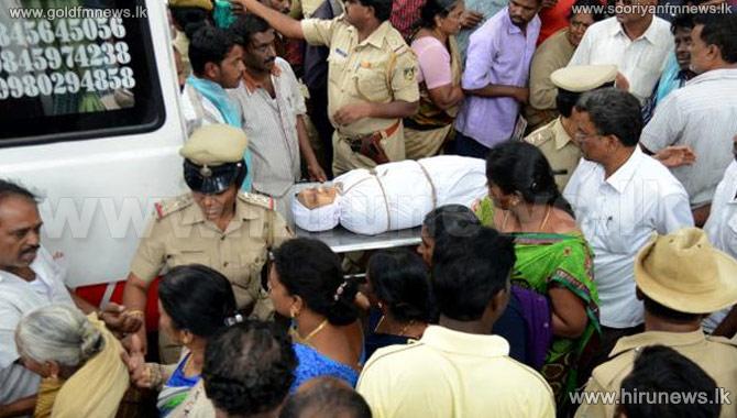 Lankan+dead+body+found+in+Tamil+Nadu