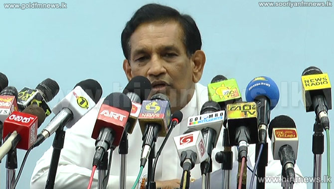 An+election+should+be+held+after+fulfilling+the+given+promises+-+says+cabinet+spokesman+Minister+Rajitha