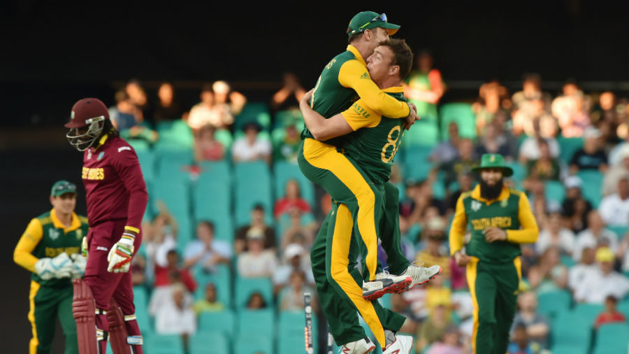 South+Africa+wins+Windies+by+257+Runs