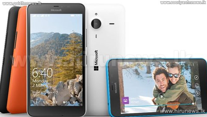 Sony+and+Microsoft+focus+on+mid-range+smartphones+at+MWC