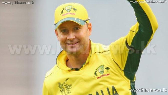 Michael+Clarke+Predicts+Triple+Century+in+ODIs