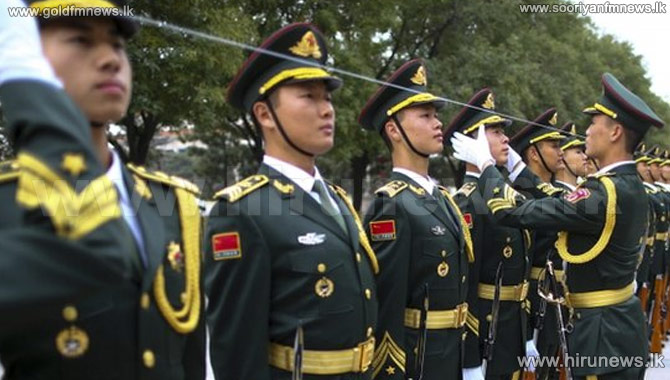 China%E2%80%99s+Military+Budget+Increasing+10%25+for+2015