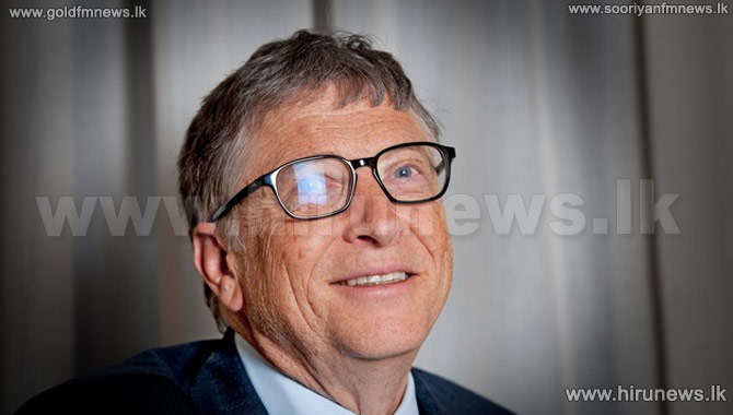 Bill+Gates+once+again+assent+the+Throne