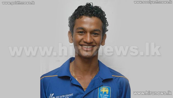 Karunaratne+out+of+World+Cup+with+broken+finger
