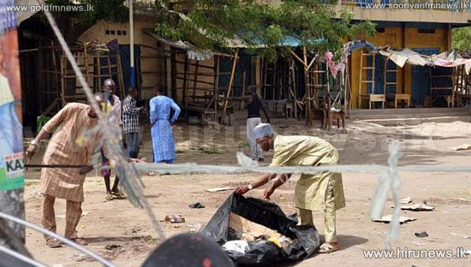 Five+Bombs+Rock+Nigerian+City+of+Maiduguri+in+Deadly+Attack%2C+Police+Say