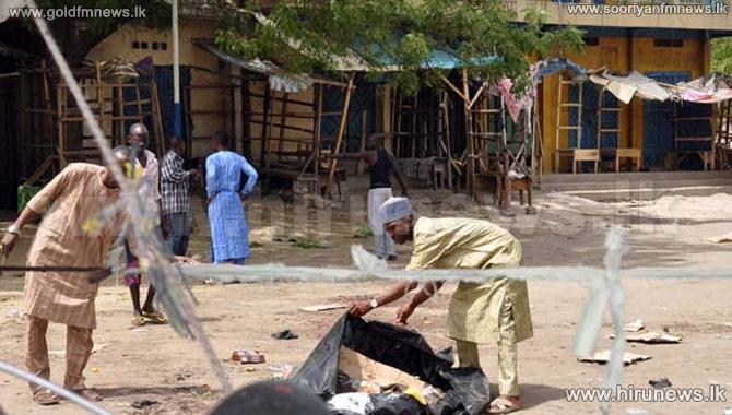 Suspected+suicide+bomber+kills+at+least+12+in+Nigeria%27s+Maiduguri
