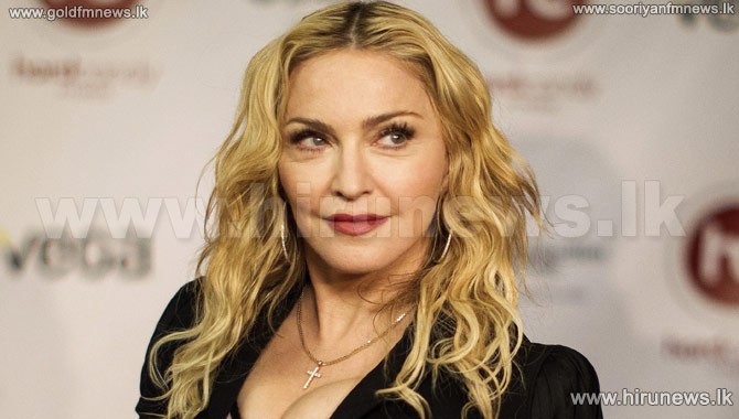 Madonna+for+iHeartRadio+Awards+performances