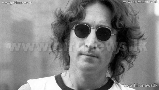 John+Lennon%27s+Bathrobe+%26+George+Harrison%27s+Guitar+Up+For+Auction