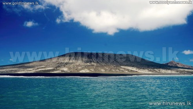 A+New+Island+is+born+after+Volcanic+Eruption