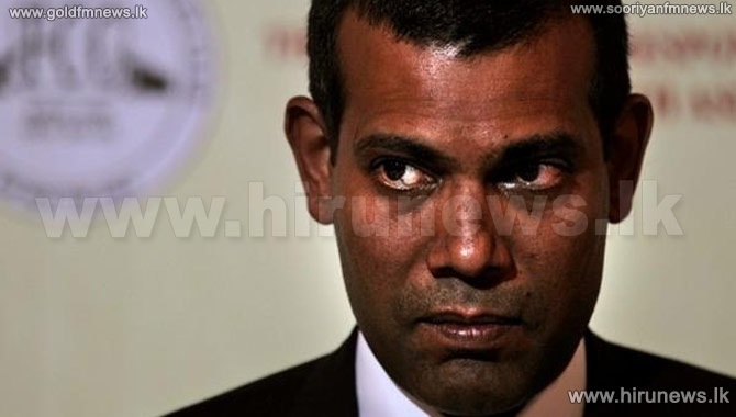 Maldives+ex-president+sentenced+to+13+years+in+jail