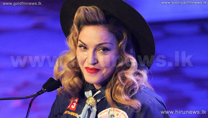 Madonna+Reveals+She+Is+%22Not+Allowed%22+To+Attend+University+of+Michigan+Games+With+Daughter+Lourdes