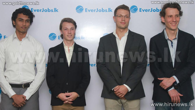 New+job+portal+Everjobs+officially+announces+its+start+in+Colombo