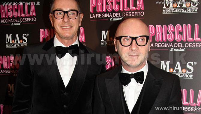 Stefano+Gabbana+hits+back+at+%27fascist%27+and+%27ignorant%27+Elton+John