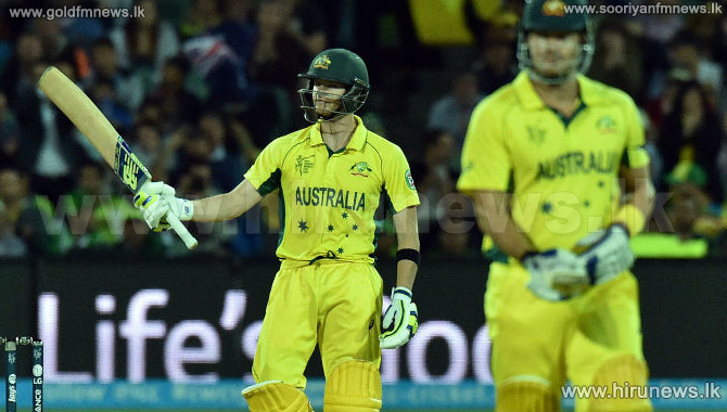Australia+beat+Pakistan+to+reach+semi-finals