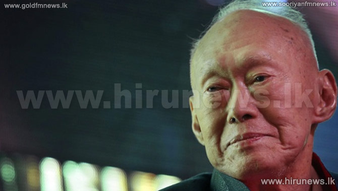 Singapore%27s+first+Prime+Minister+Lee+Kuan+Yew+dies+aged+91