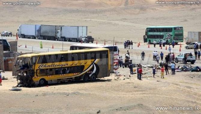 Peru+bus+crash+leaves+36+dead