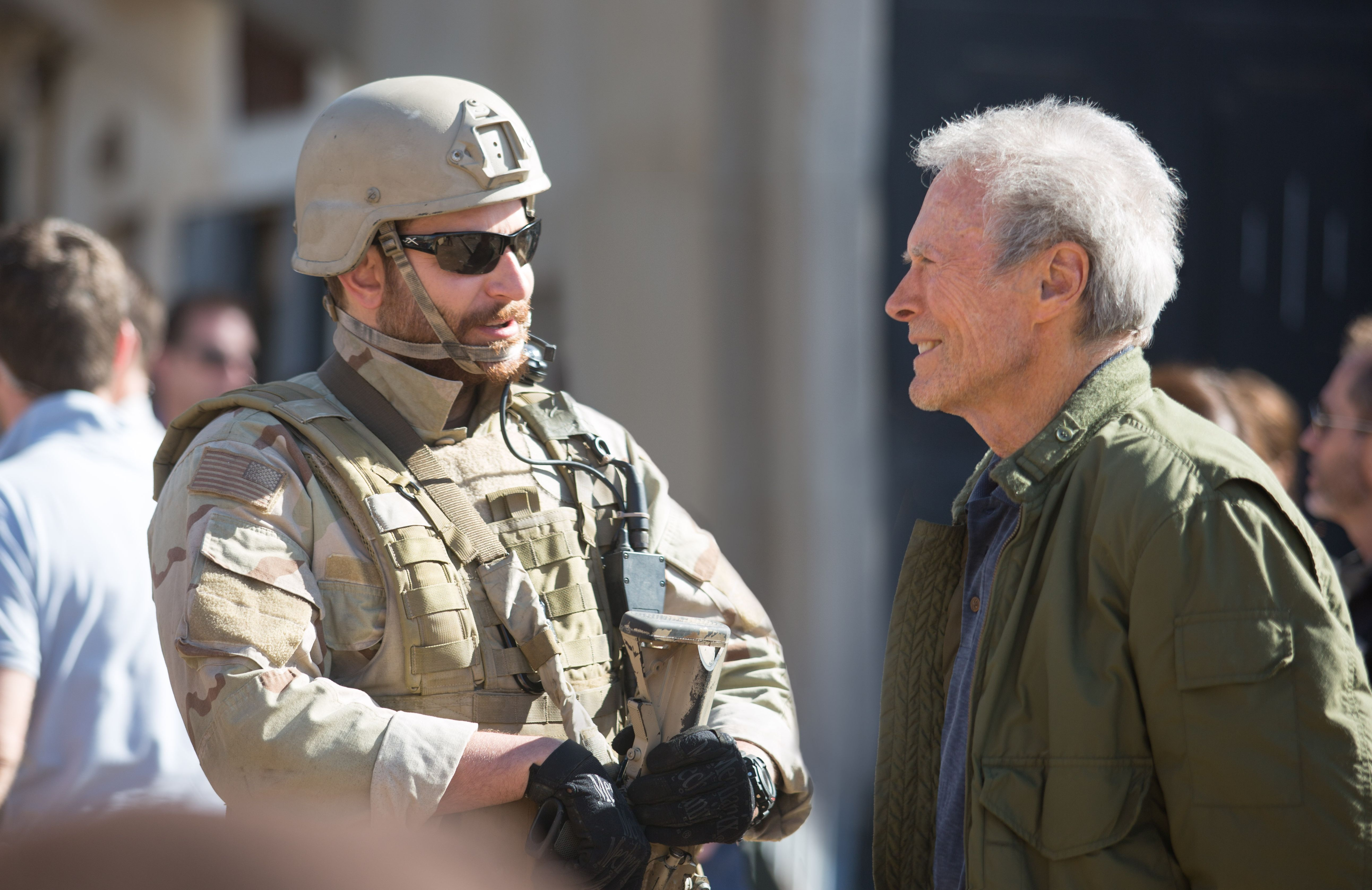 Clint+Eastwood+-+Bradley+Cooper+In+Talks+To+Direct+A+Star+Is+Born