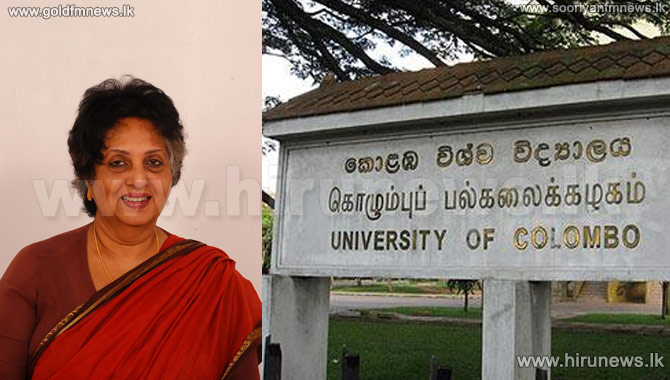 Vice+Chancellor+of+Colombo+University+goes+on+leave%3B+Acting+Vice+Chancellor+appointed