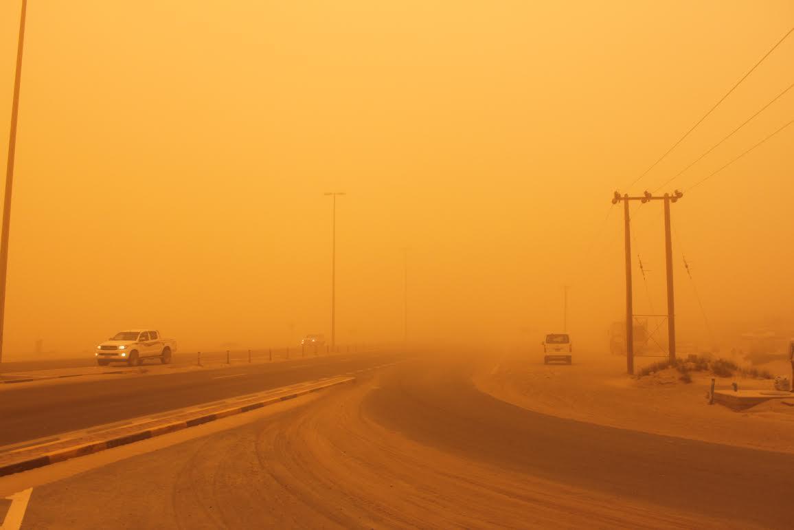 Dangerous+Sandstorm+hits+UAE