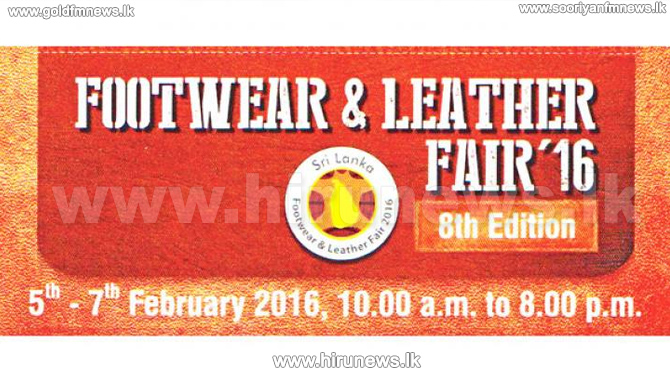 Int%27l+Footwear+And+Leather+Show+Opens+Today