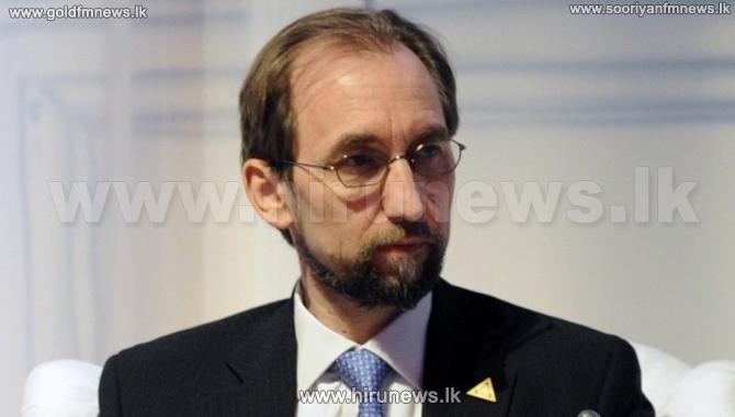 UNHRC+Commissioner+explains+the+objectives+of+his+tour+of+Sri+lanka