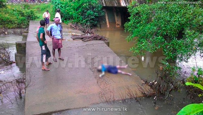 Unidentified+body+found+on+the+bank+of+Kelani+River+