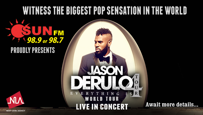 WITNESS+THE+BIGGEST+POP+SENSATION+IN+THE+WORLD+-+JASON+DERULO+LIVE+IN+CONCERT+-+EVERYTHING+IS+4+WORLD+TOUR+TOUCH+DOWN+IN+SRI+LANKA