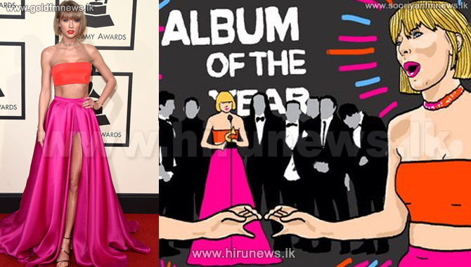 Taylor+Swift+wins+best+album+and+two+other+awards+at+Grammys+for+%271989%27