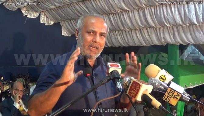 கிழக்கு மாகாண முதலமைச்சர், நிபந்தனையின்றி மன்னிப்பு கோர வேண்டும் - ஹக்கீம்