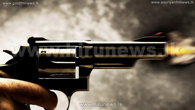 தெமட்டகொட துப்பாக்கி பிரயோக சம்வம் தொடர்பில் 5 பேர் கைது...