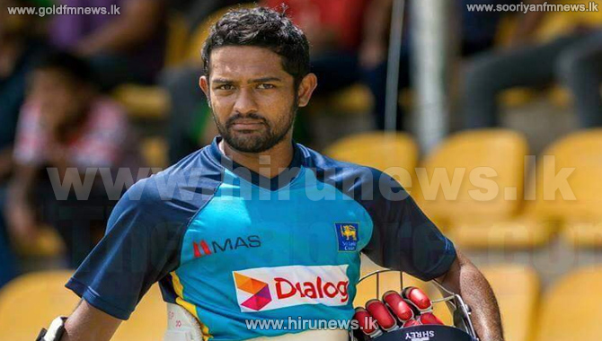 Sachith+Pathirana+replaces+retired+Dilshan+for+4th+ODI+against+Australia