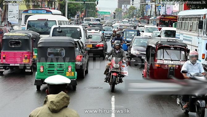 Heavy+traffic+on+High+Level+road