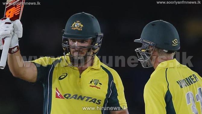 Australia+beat+Sri+Lanka+to+secure+ODI+series+victory