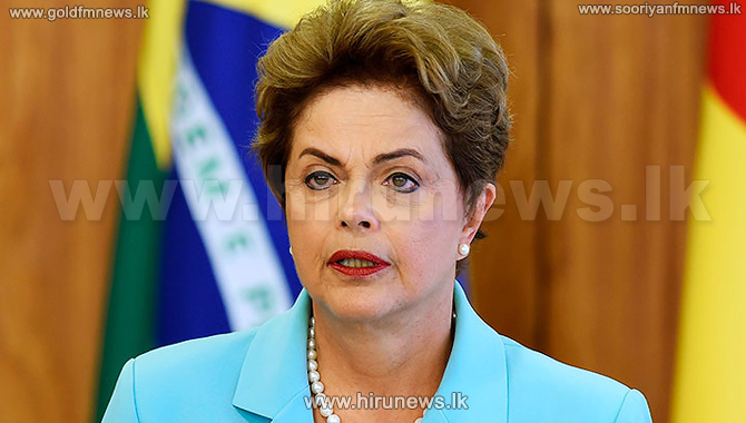 Brazil+President+Dilma+Rousseff+removed+from+office+by+Senate