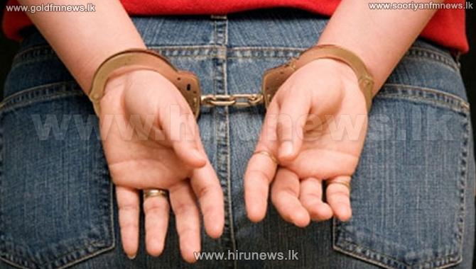 Woman+arrested+with+marijuana+