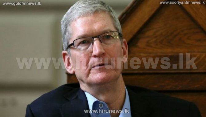 Apple+chief+Tim+Cook+says+tax+ruling+%27maddening%27