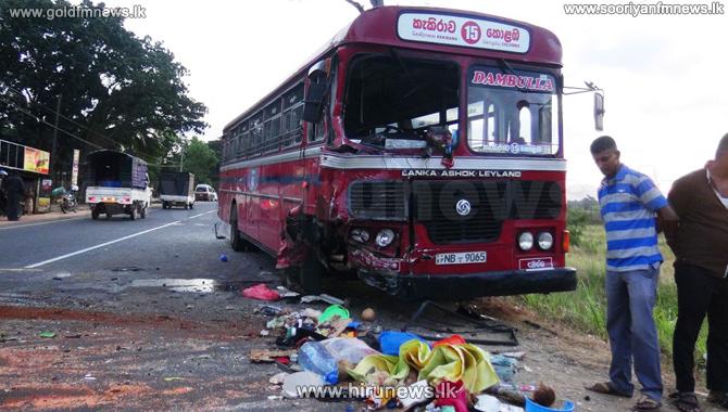 4+killed+and+6+injured+in+a+bus-van+collision+in+Galewela+